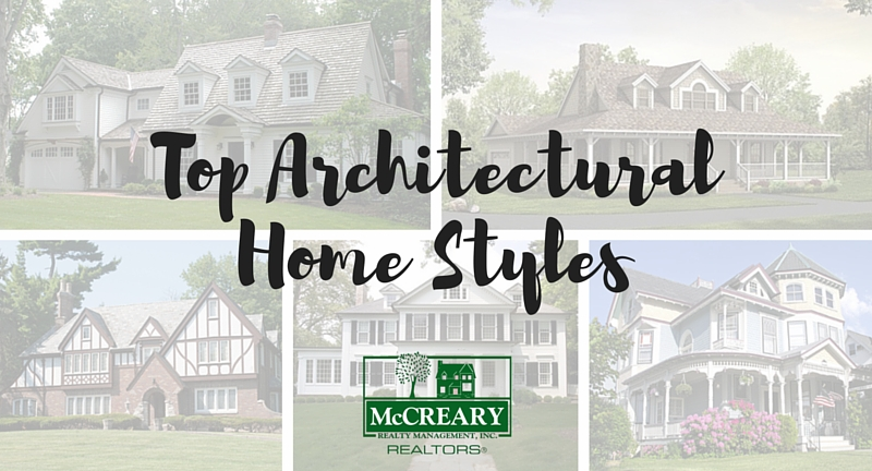 Top Architectural Home Styles: What Strikes Your Fancy?