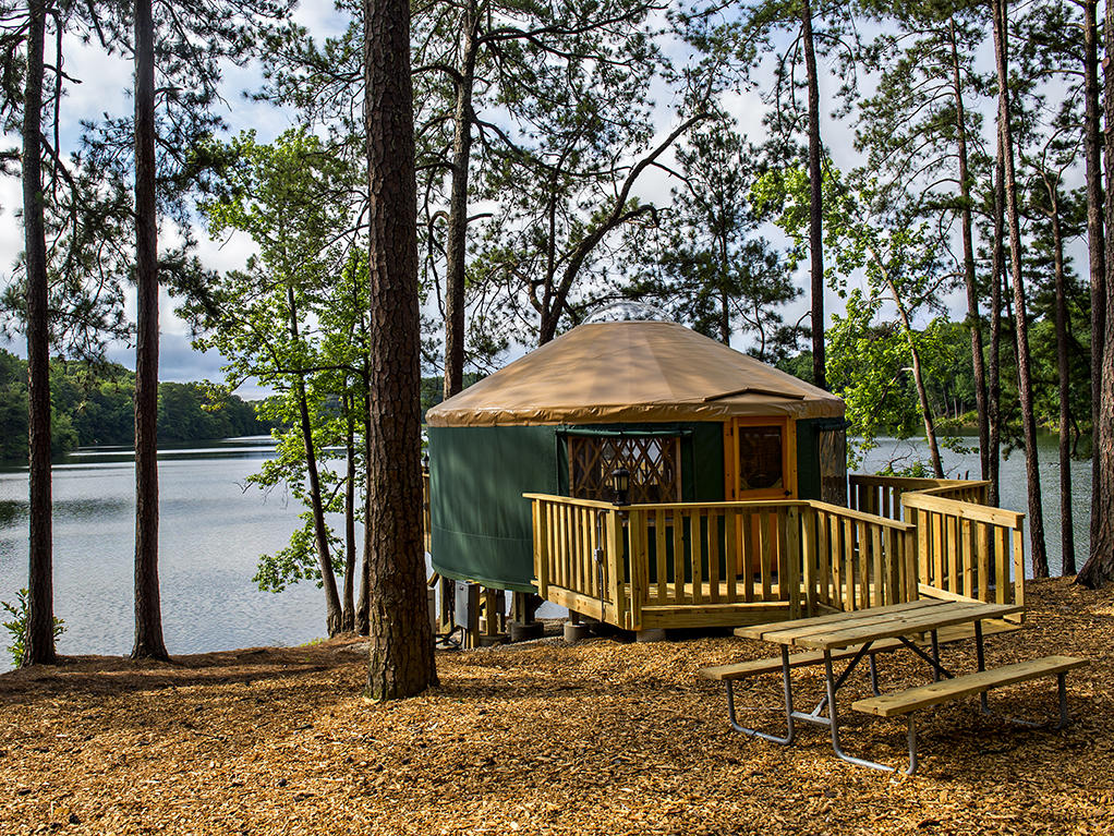 The Best Campground Sites Near Atlanta Ga