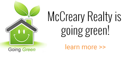 McCreary Realty is Going Green!